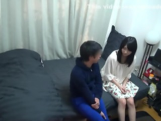 Nampa Tsurekomi, Hidden Camera 82 Mari 20-year-old barber japanese blowjob straight